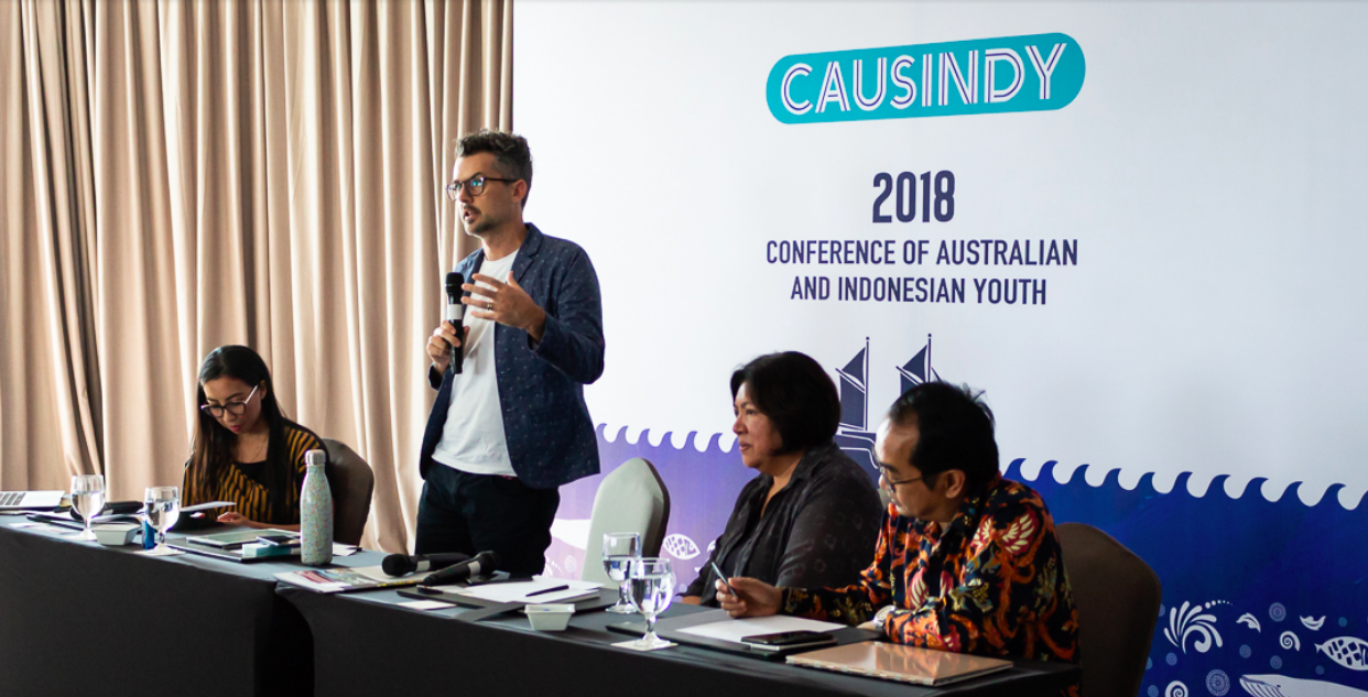 CAUSINDY 2018 'Connected by Sea': SecondMuse introduces two Ocean Projects in Indonesia
