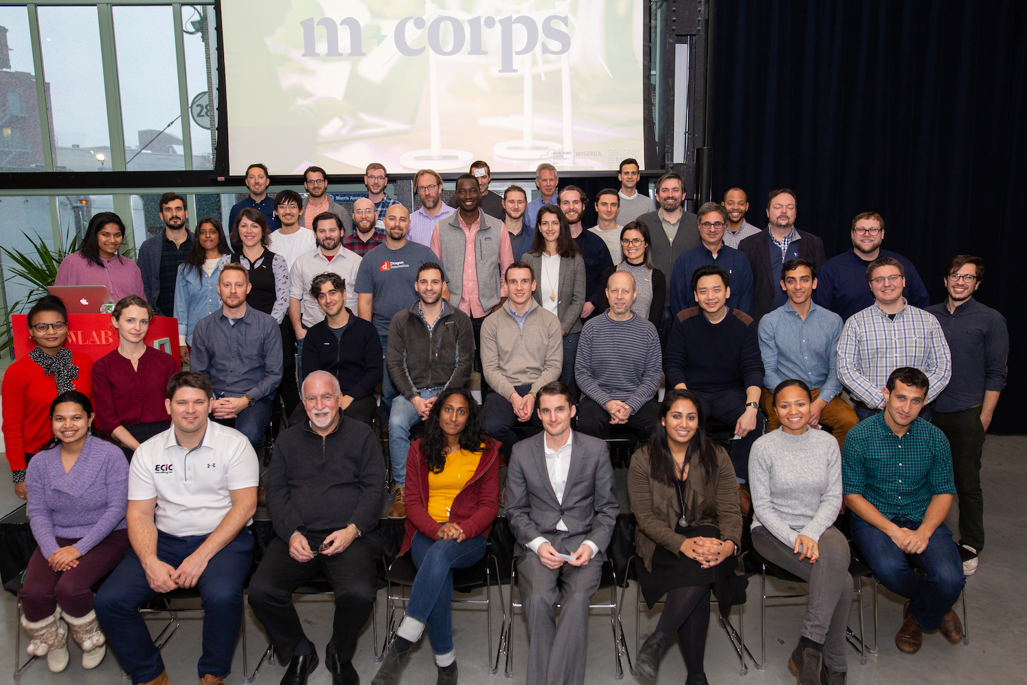Three lessons from SecondMuse's M-Corps launch at New Lab