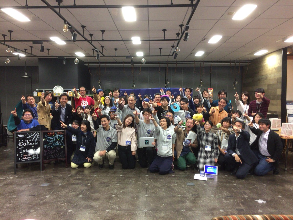 NASA's International Space Apps Challenge – the world's biggest hackathon