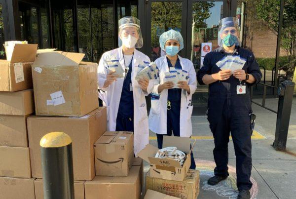 NY PPE Distribution