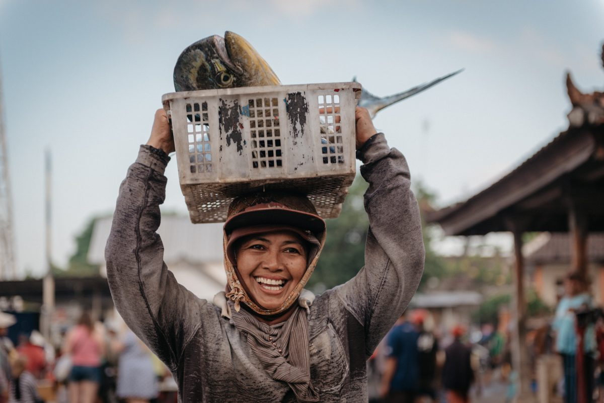 Building Community To Solve a Sustainable Seafood Challenge